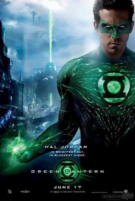 Poster de Green Lantern Linterna Verde