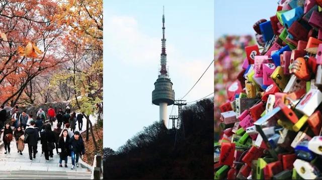 Tempat Wisata Paling Romantis Di Korea Selatan