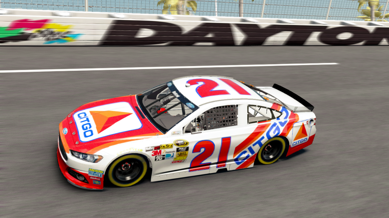 Nascar 14 1992 Daytona 500 Edition Davey Allison 28