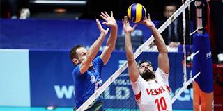 Çin - Türkiye Voleybol Canli Maç İzle 14 Haziran 2018