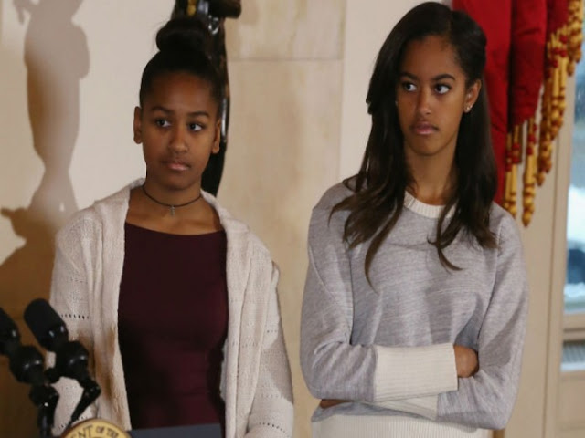 Leaked Documents Expose Disturbing Personal Info About Obama's Daughters