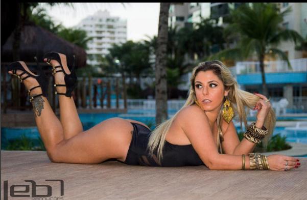 World's sexiest cop, Brazilian policewoman 'arrests hearts' with her bikini photos