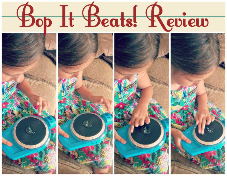 Bop It Beats! From Hasbro Gaming: Review