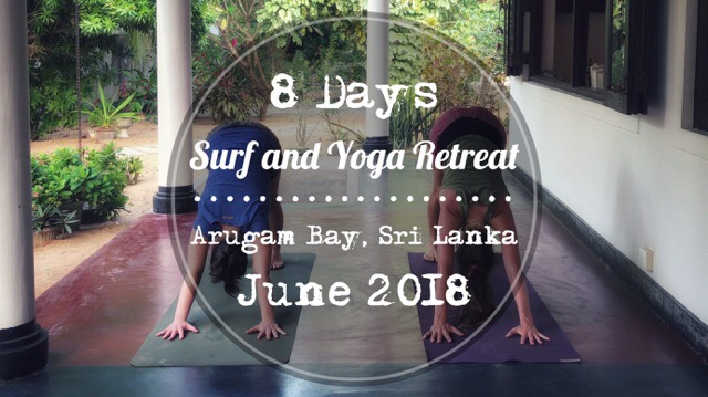Surf and Yoga Retreat in Arugam Bay, Sri Lanka