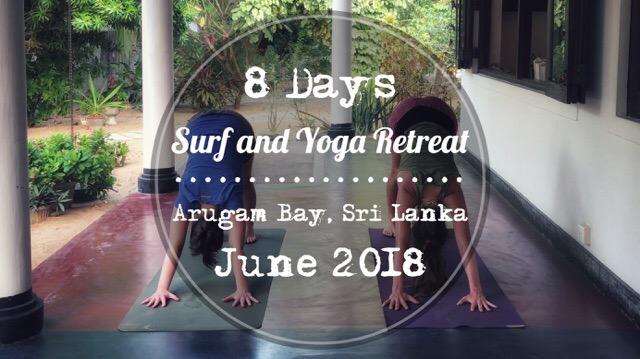 Surf and Yoga Retreat in Arugam Bay, Sri Lanka