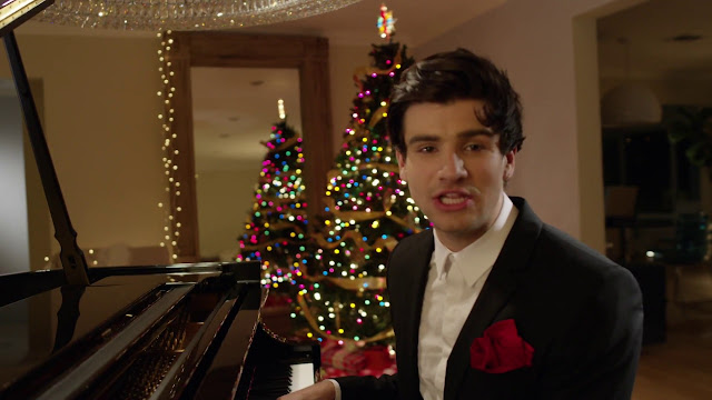 "Matt LeGrand Covers "" What Christmas Means to Me"""