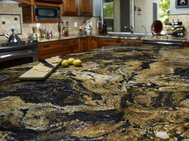 Orinoco Granite Countertop 02