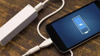cara supaya baterai hp smartphone android bisa cepat penuh ketika dicas atau dicas