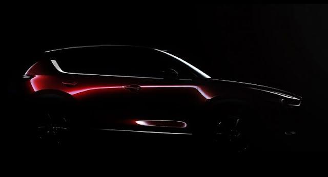 Novo Mazda CX-5 terá sua estreia no Salão de Los Angeles