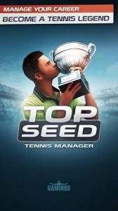 TOP SEED Tennis Manager MOD APK Infinite Money 2.22.7