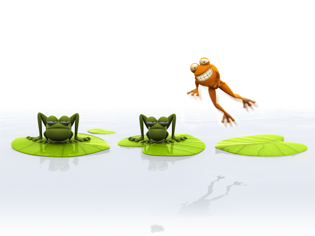 funny 3d wallpaper is - photo #19