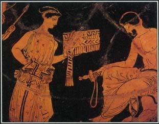 odysseus and calypso relationship