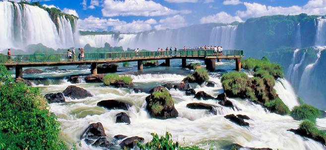 Foz do Iguaçu - destinos para viajar