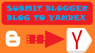 how to submit website/blog to yandex webmaster