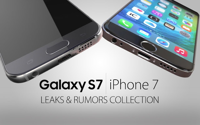 Galaxy s7 vs Iphone 7