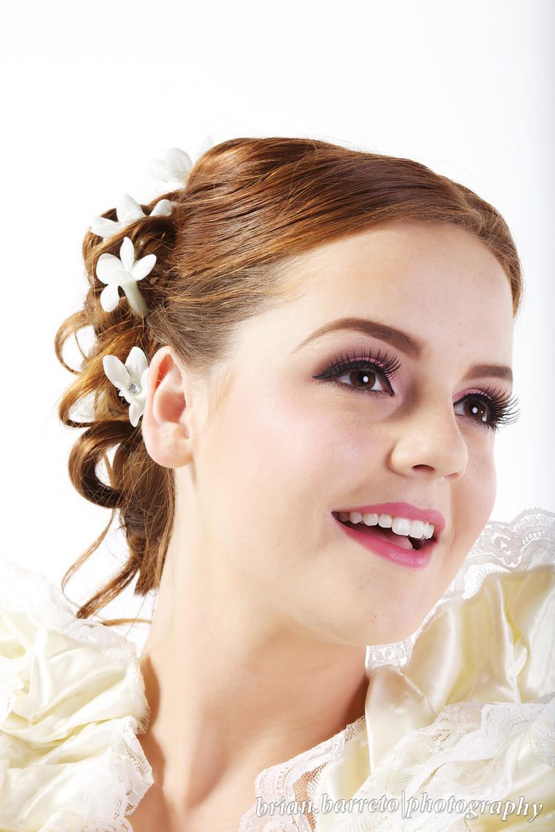 Bridal Makeup For Dark Skin: Makeup By Jyz: Bridal Makeup Photoshoot