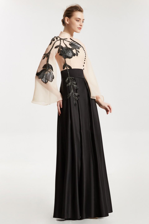 4988ab64f6239 Vestidos de noche largos ¡Increíble Moda Juvenil!