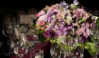 "Table Decor, event at Garnier Estate ""Vaucelleshof"" image via Garnier (be) website as seen on linenandlavender.net"