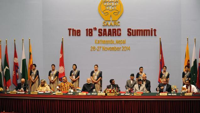 SAARC Summit 2014
