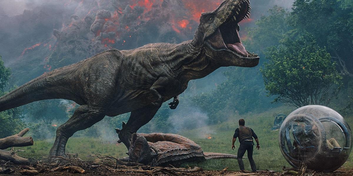 Descargar Jurassic World: Fallen Kingdom Español latino