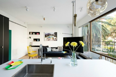Ý tưởng thiết kế căn hộ Riverside Vũ Tông Phan