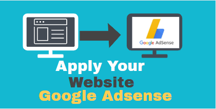 Apply Website Google Adsense