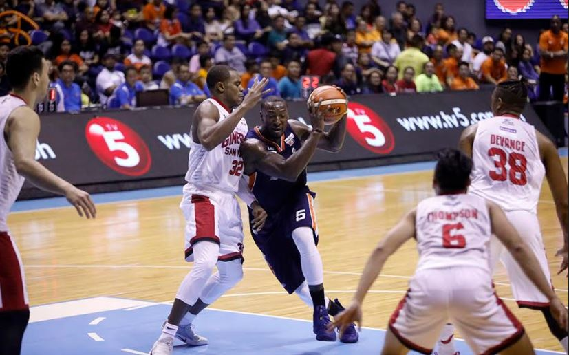 Super Import Allen Durham strikes again with 28 points and 18 rebounds