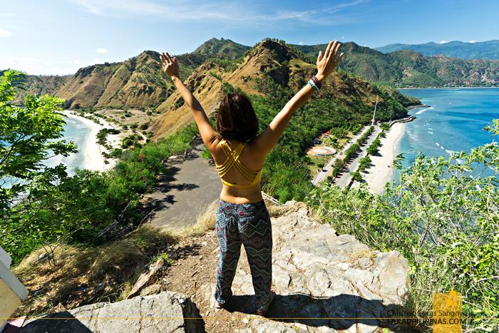 Cristo Rei Dili East Timor Beaches