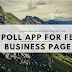 Poll App For Facebook Business Page