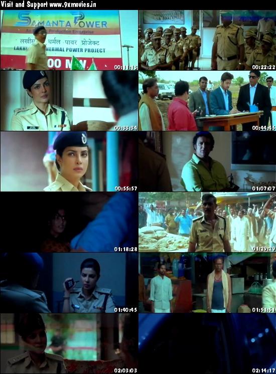 Jai Gangaajal 2016 Hindi DVDScr x264 700mb