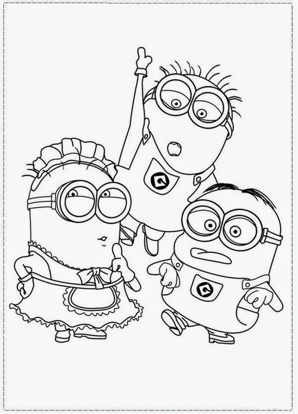 Specials Coloring Pages For Kids, Coloring Pages ...