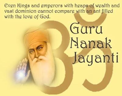 Guru Nanak Jayanti Picture