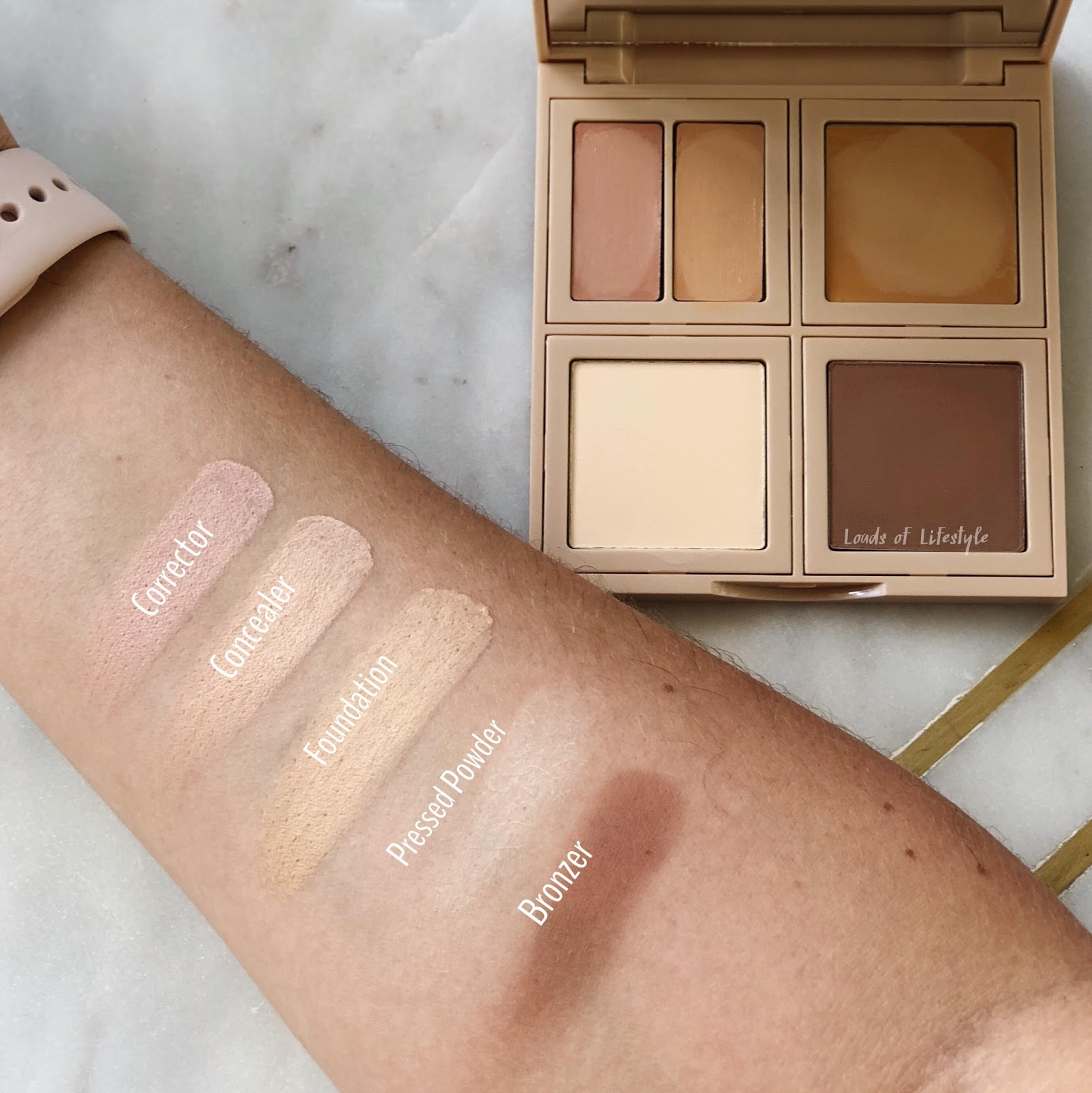 First Impressions Bobbi Brown 5 In 1 Face Palette Loads Of Lifestyle