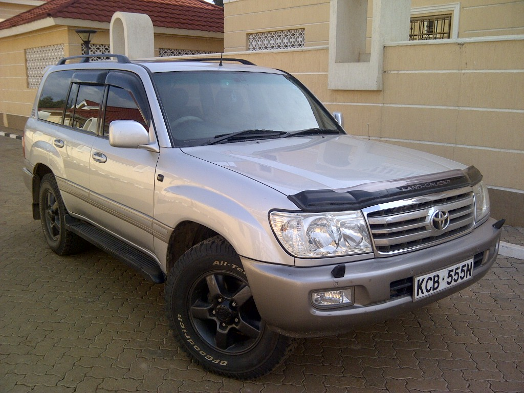 nairobimail toyota land cruiser amazon 2007 f loaded 4200. Black Bedroom Furniture Sets. Home Design Ideas