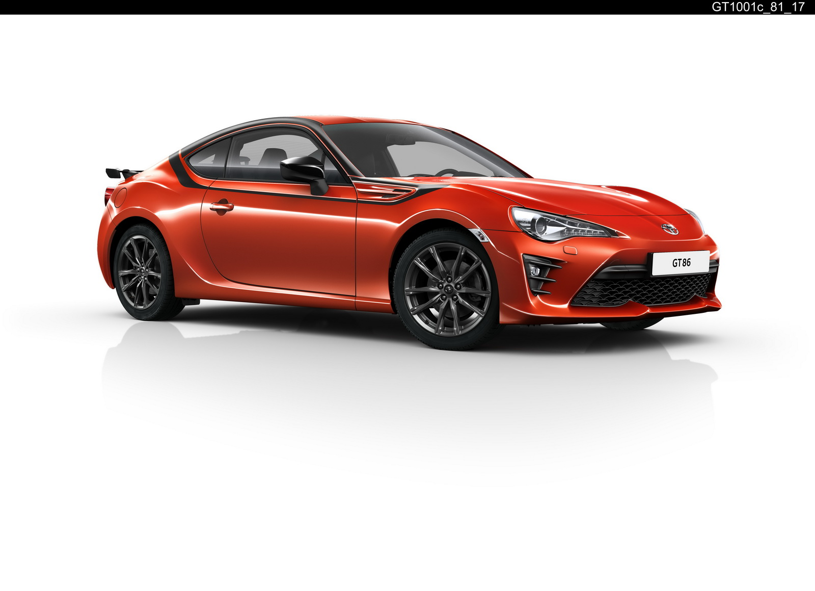 new limited toyota gt86 tiger will be rarer than a pagani huayra carscoops. Black Bedroom Furniture Sets. Home Design Ideas