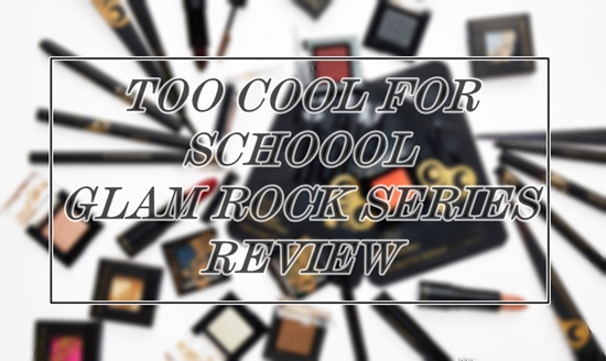 Too Cool For School Glam Rock Series (Event Report+Review)