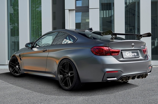 BMW M4 GTS G Power