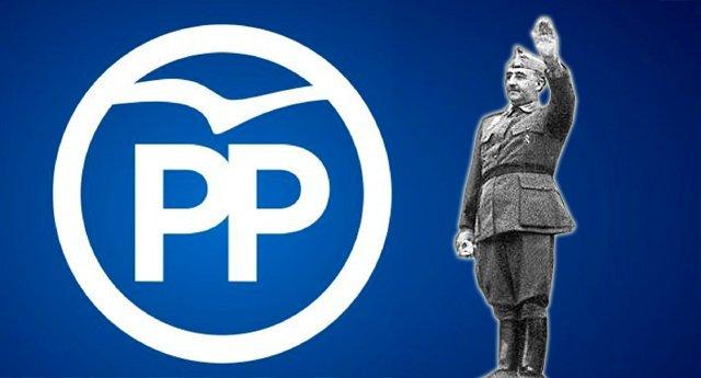 El PP impide retirar los honores a Franco en la localidad toledana de Mora