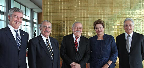 Resultado de imagem para ex-presidentes do brasil