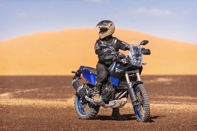 Yamaha Tenere 700 inspirada en Dakar
