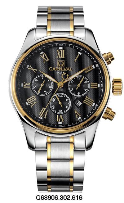 Nên mua đồng hồ Carnival xách tay hay chính hãng