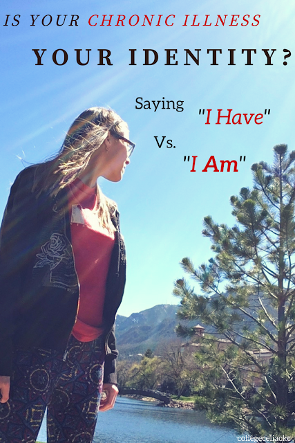 "Is Your Chronic Illness Your Identity? Saying ""I Have Celiac"" versus ""I Am Celiac"""