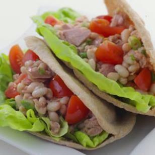 http://www.eatingwell.com/recipes/tuscan_style_tuna_salad.html