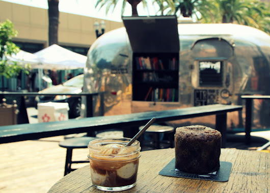 Ink and Bean, an Authentic Coffee Saloon and Wordshop in Downtown Anaheim - Coffee and Hip Orange County