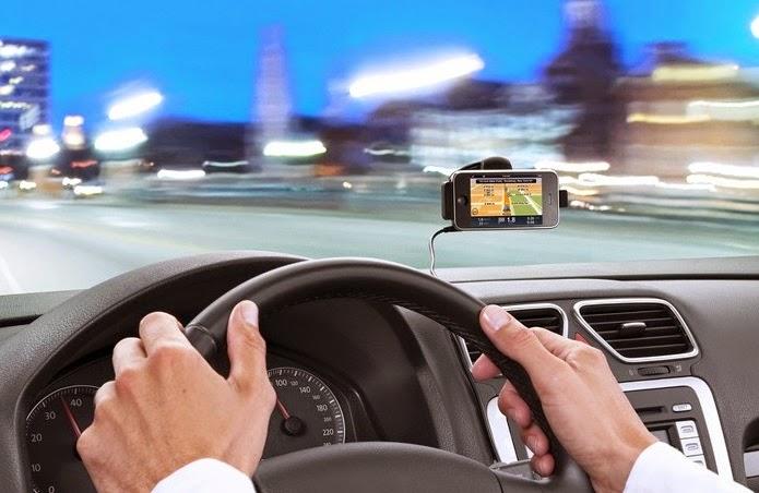 Celular nos EUA GPS