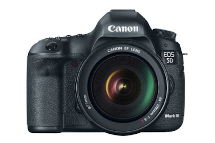 Canon EOS 5D Mark III Driver Download Windows, Mac