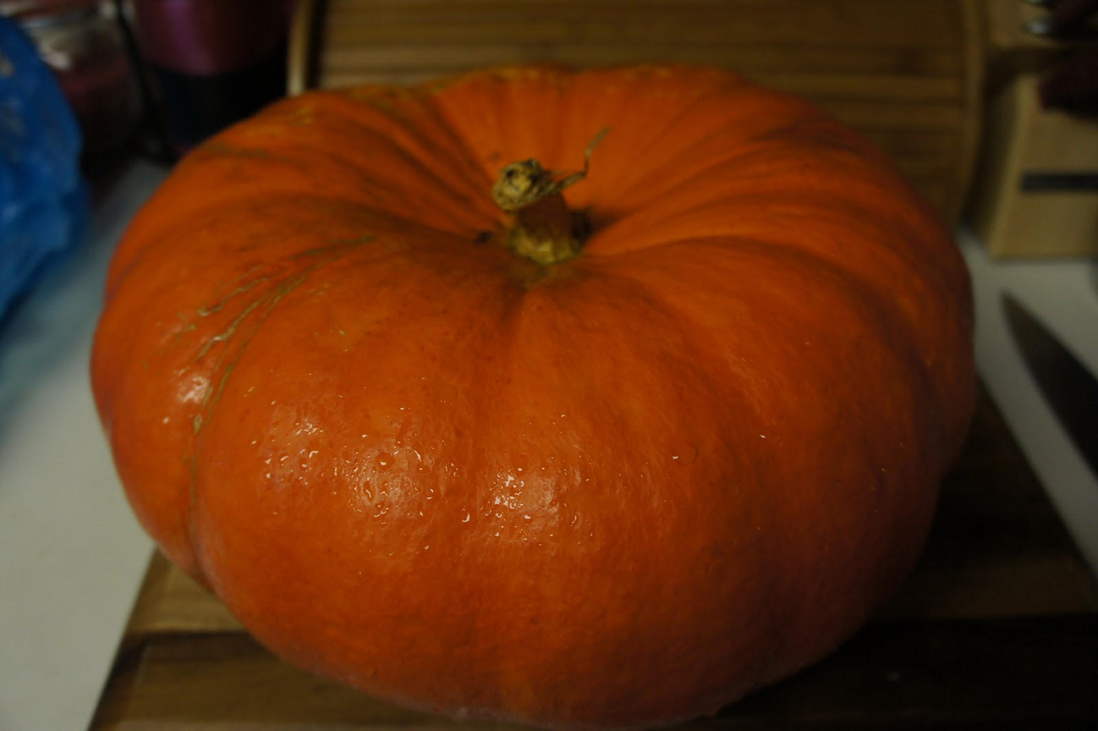 Table For Two Homemade Pumpkin Puree