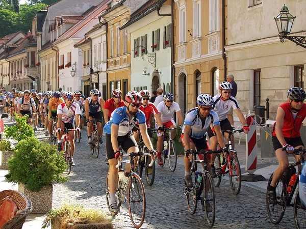 Sepeda Maraton - Pelangi Blog