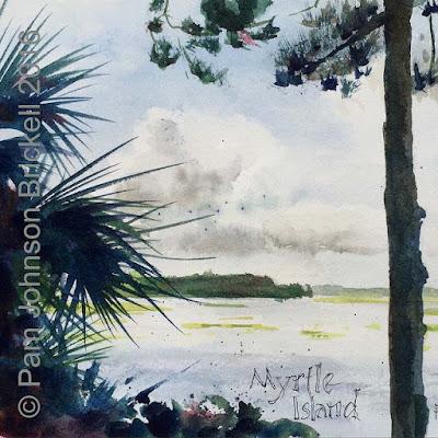 Palmetto Bluff, Myrtle Island