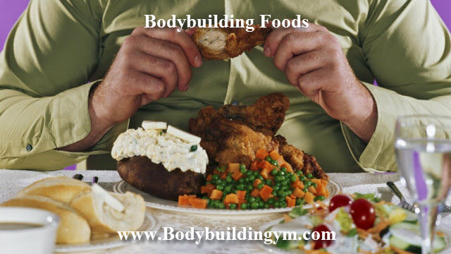 Foods for Bodybuilding